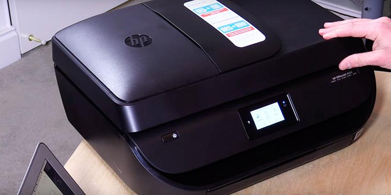 Review of HP Officejet 4650 Wireless All-In-One Inkjet Printer