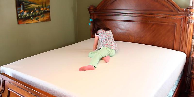 Review of Zinus Memory Foam Green Tea Mattress