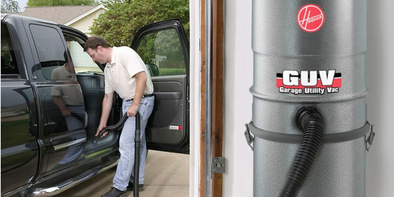 Review of Hoover GUV L2310 Garage Utility Vacuum Cleaner