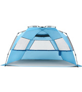Pacific Breeze Products Easy Up Deluxe XL Beach Tent