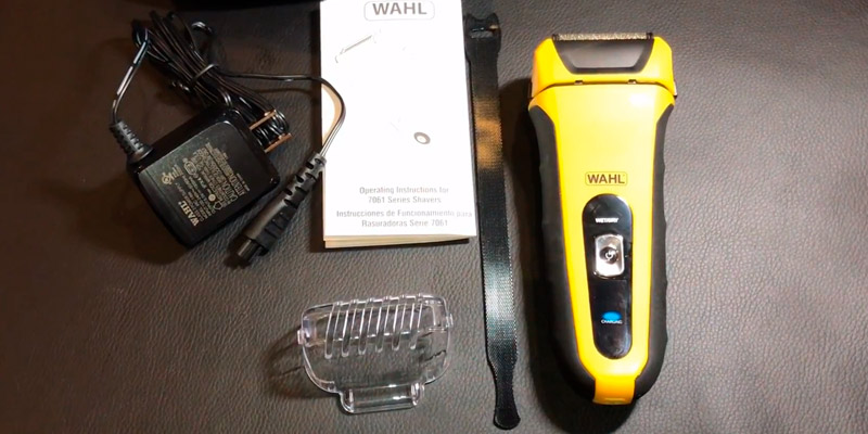 Review of Wahl LifeProof (7061-100) Wet/Dry Foil Shaver