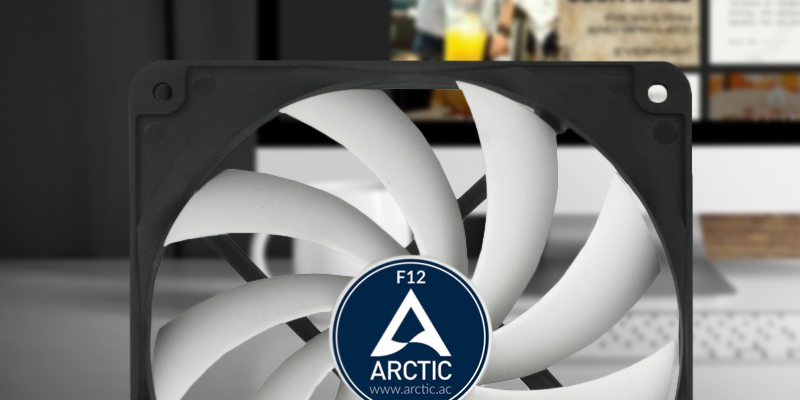 Review of ARCTIC AFACO-12000-GBA01 120mm Standard Case Fan | Ultra Low Noise Cooler