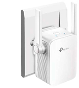 TP-LINK N300 (TL-WA855RE) WiFi Range Extender with External Antennas