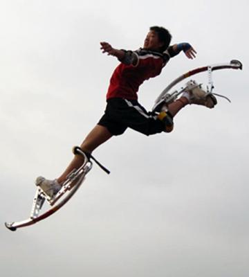 5 Best Jumping Stilts Reviews of 2019 - BestAdvisor com