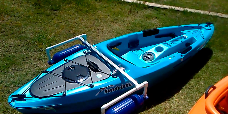 Review of Sun Dolphin Bali SS Sit-On-Top Kayak