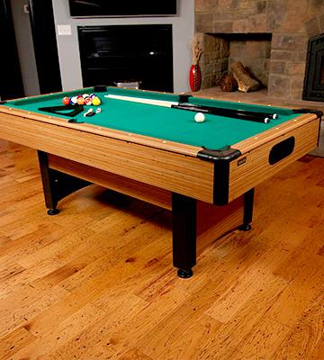 Review of Mizerak Dynasty Space Saver 6.5' Billiard/Pool Table