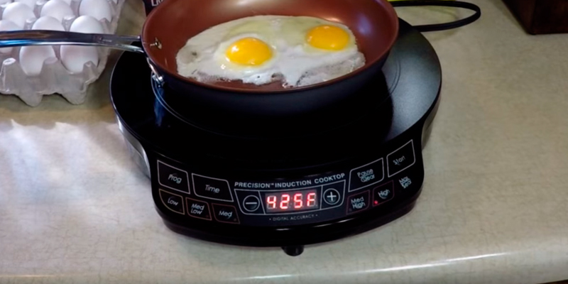 Review of NuWave PIC Pro 1800W Highest Powered Induction Cooktop