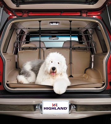 Review of Highland Black Universal Pet Barrier