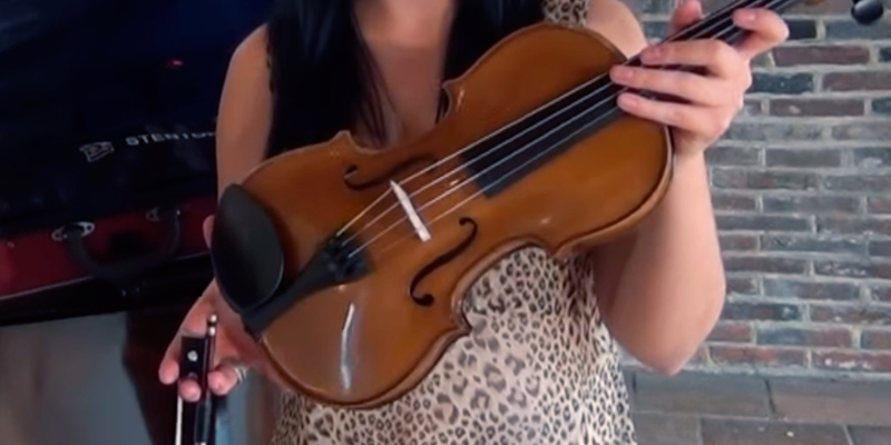 Review of Stentor 1500 4/4 Violin
