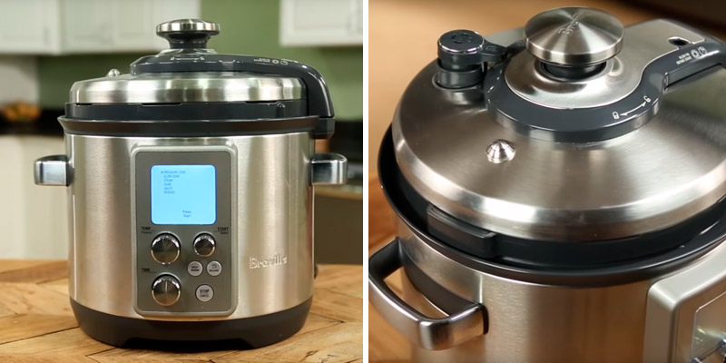 Review of Breville BPR700BSS Pro Multi Function Cooker
