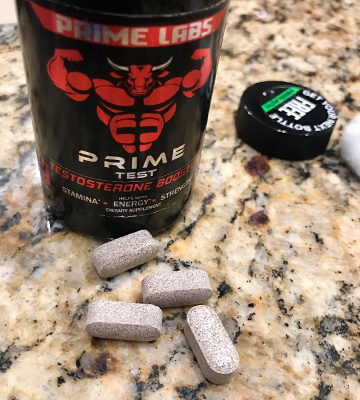 Review of Prime Labs 60 Caplets Men's Testosterone Booster