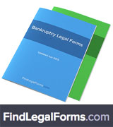 FindLegalForms Bankruptcy Legal Forms