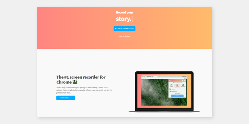 Review of Screencastify Screen Recorder for Chrome