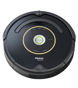 iRobot Roomba 650 Robotic Vacuum Cleaner Automatically docks