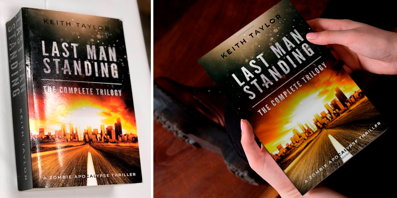 Review of Keith Taylor Last Man Standing: