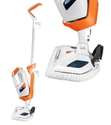 Bissell 1544A PowerFresh Lift-Off Pet Steam Mop, Floor Steamer, Tile Cleaner, Bathroom Cleaner, and Hard Wood Floor Cleaner