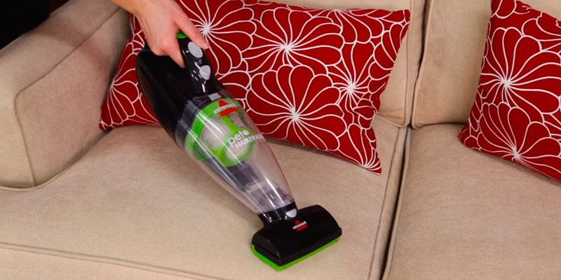Review of Bissell 1782 Pet Hair Eraser Cordless Hand and Car Vacuum