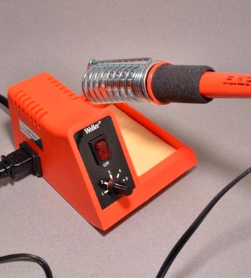 Review of Weller WLC100 Soldering Station