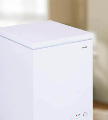 Review of Della 048-GM-48303 Chest Freezer