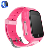 GBD S8 Kids Smart Watch with GPS Tracking