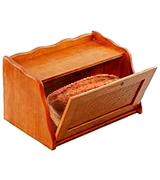Mountain Woods RBBX Wooden Bread Box & Storage Box