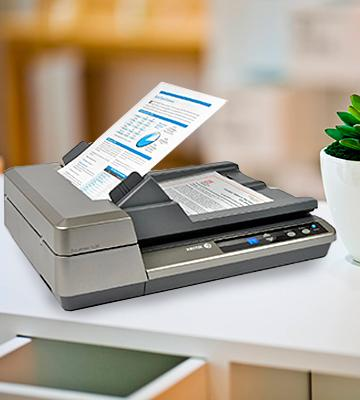 Review of Xerox DocuMate 3220 Duplex Color Scanner