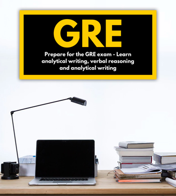 Review of GraduateX Learning GRE Test Prep - A Video &