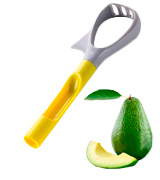 Auony 5-in-1 Avocado Slicer / Pitters / Cutter / Masher