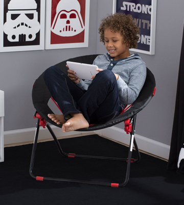 Review of Delta Children TC85916SW Star Wars Teen Bungee Chair