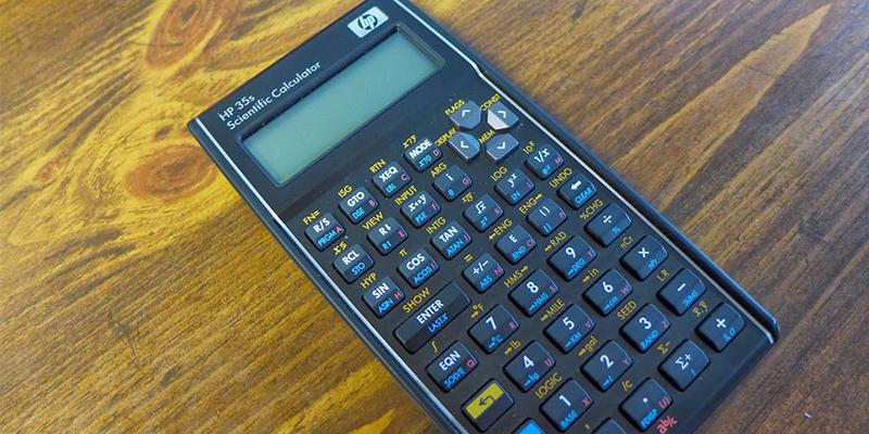 Review of HP 35s Scientific Calculator