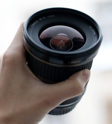 Review of Canon EF-S 10-22mm f/3.5-4.5 USM Wide Angle Lens
