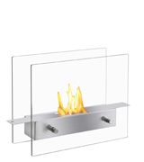 Ignis Products TTF-021 Tabletop Ventless Ethanol Fireplace