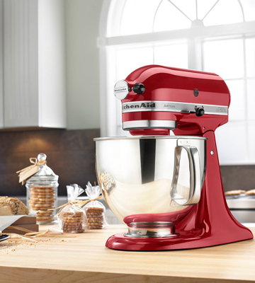 Review of KitchenAid KSM150PS Artisan Stand Mixer