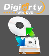 Digiarty WinX DVD Copy Pro Burner + Backup Software