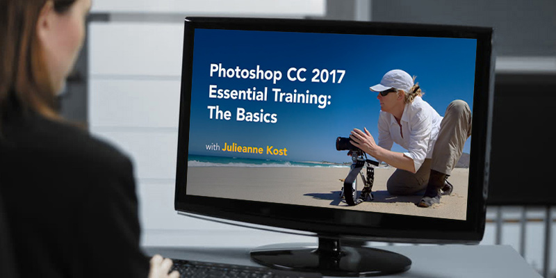 Review of LinkedIn Learning Photoshop CC 2017 Essential Training: The Basics