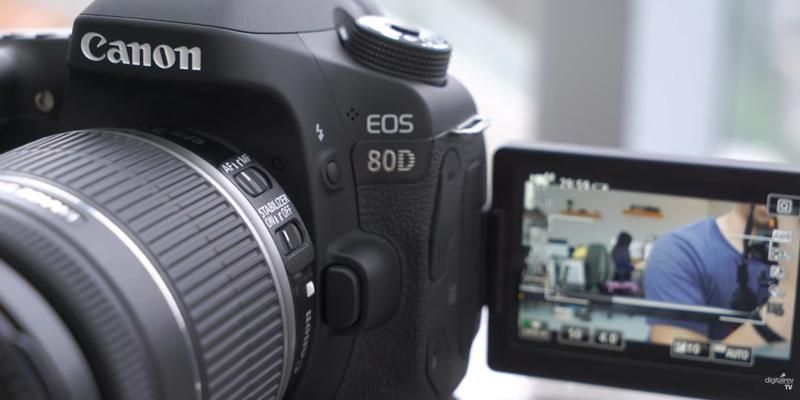 Review of Canon EOS 80D Digital SLR Camera