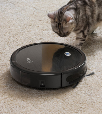 Review of Eufy RoboVac 11+ Robotic Vacuum Cleaner