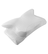 Coisum Cervical Pillow Contour Pillow for Back Sleepers