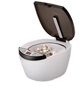 VIVREAL SU-768 Professional Ultrasonic Jewelry Cleaner with Digital Timer