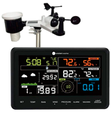 Ambient Weather WS-2902A Professional Smart Weather Station with Multi-Sensor