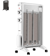 TURBRO Arcade HR1015 Micathermic Flat-Panel Heater