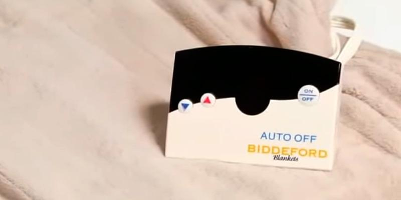 Review of Biddeford Microplush Electric Heated Blanket