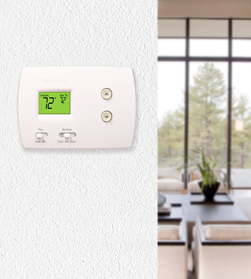 Review of Honeywell TH3110D1008 Digital Thermostat