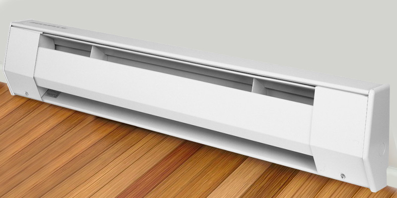 Review of King 2K1205BW K Series Baseboard Heater