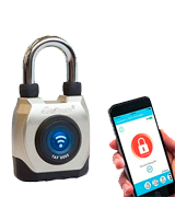 eGeeTouch 3rd Gen Outdoor Smart Padlock