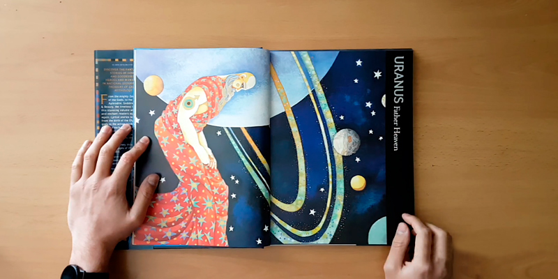 Donna Jo Napoli Illustrated Treasury of Greek Mythology: Classic Stories of Gods, Goddesses, Heroes & Monsters in the use