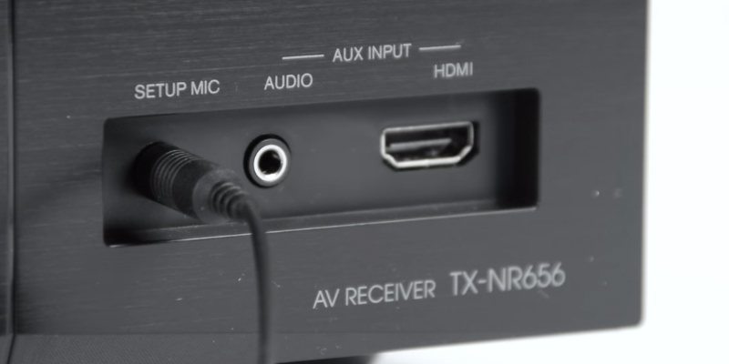 Detailed review of Onkyo TX-NR656 Network A/V Receiver