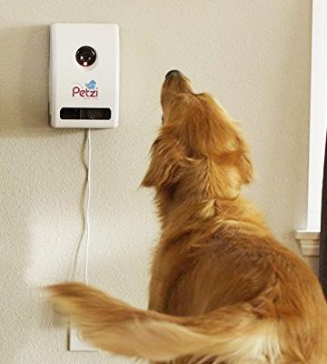 Review of Petzi TreatCam With a Treat Dispenser