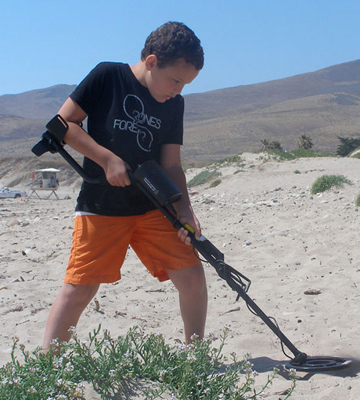 Review of Bounty Hunter TK4 Tracker IV Metal Detector