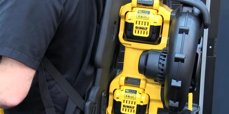 DEWALT DCBL590X1 Noise-Restricted in the use